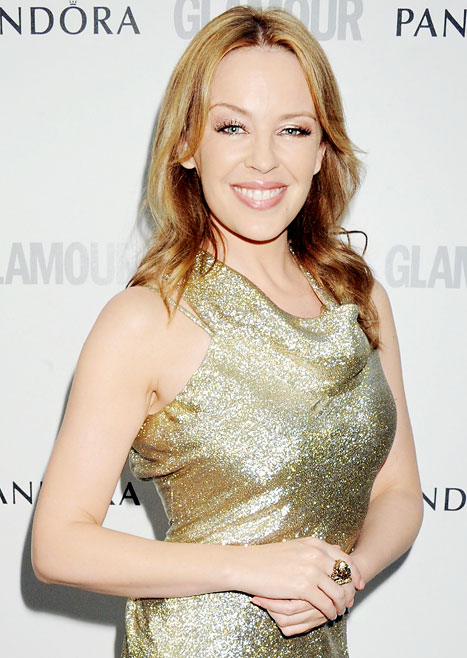 Kylie Minogue Hates Riding in Limousines