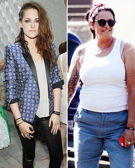 Kristen Stewart's Mom Jules Files For Divorce From John Stewart