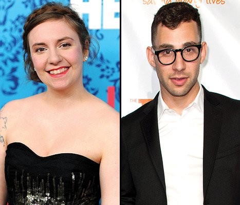 Girls' Lena Dunham Is Dating Fun.'s Jack Antonoff