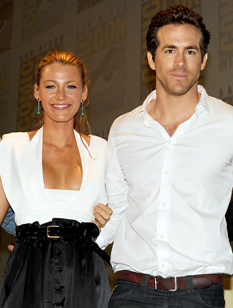 Blake Lively, Ryan Reynolds Married Where The Notebook Was Filmed!