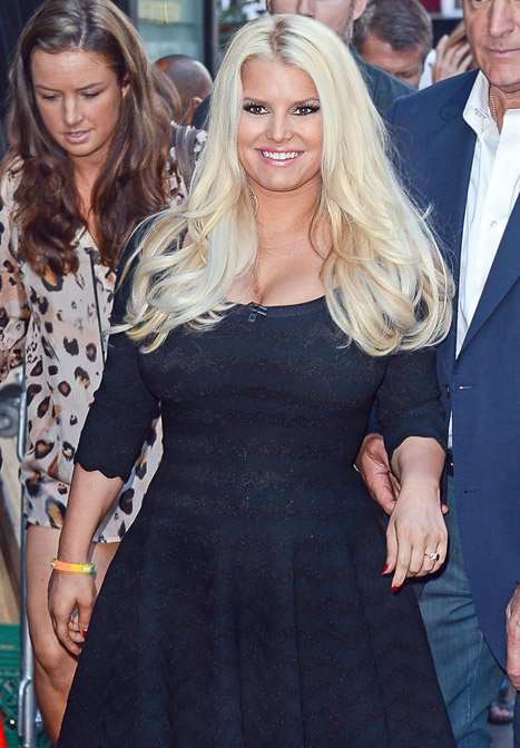 Jessica Simpson: A Day in My Diet