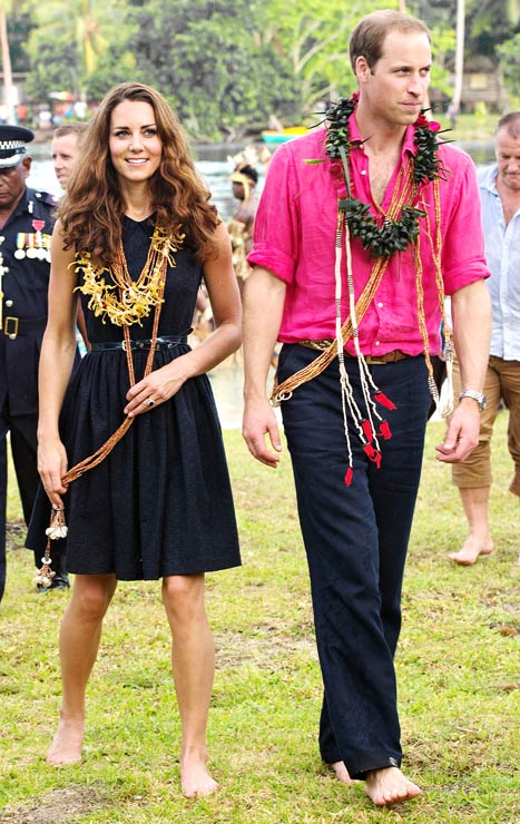 "Inside Kate Middleton, Prince William's ""Second Honeymoon"" On Tavanipupu: New Details!"