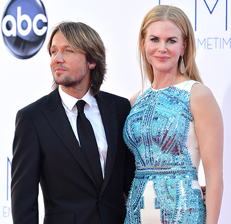 Nicole Kidman: I'll Hang Out Backstage on American Idol!