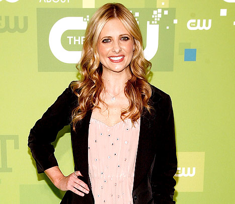 Sarah Michelle Gellar Welcomes Baby Boy!