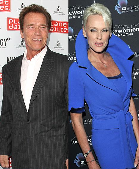 "Arnold Schwarzenegger Admits He Had a ""Hot Affair"" With Brigitte Nielsen"