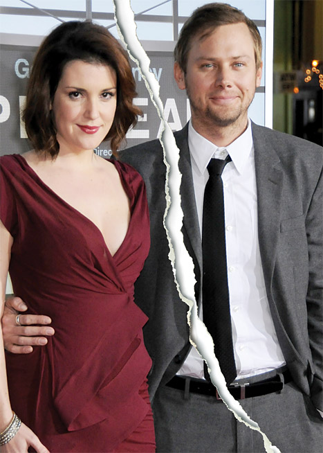 Melanie Lynskey Divorcing Jimmi Simpson