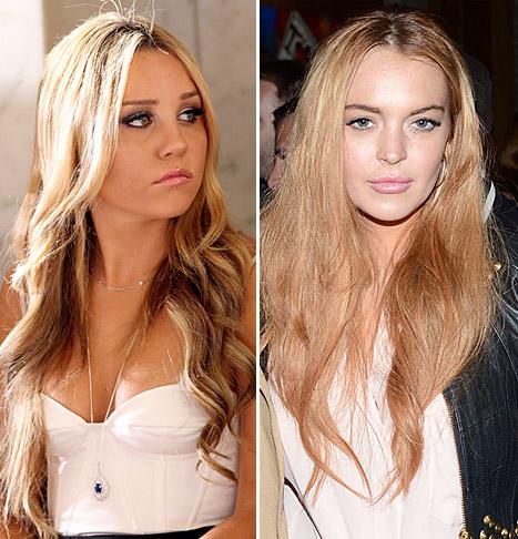 "Amanda Bynes ""Obsessively Hates"" Lindsay Lohan"