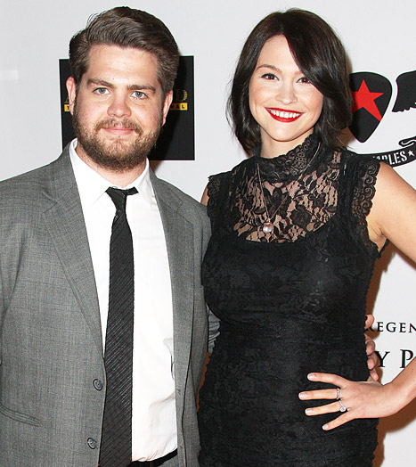 Jack Osbourne Marries Lisa Stelly!