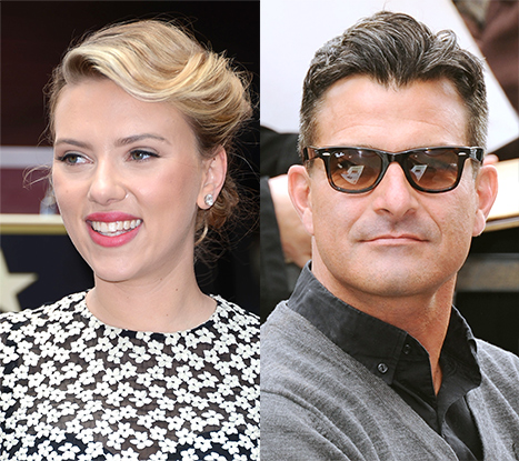 Scarlett Johansson Splits With Boyfriend Nate Naylor