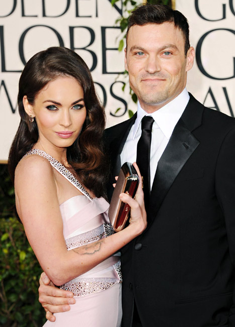 Brian Austin Green: I Want to Thank Reese Witherspoon for Helping Keep My Baby With Megan Fox a Secret