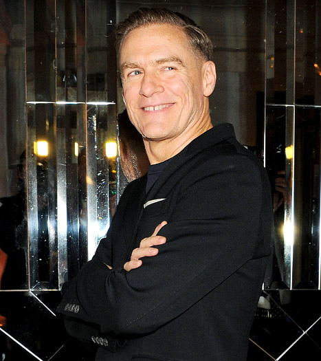 Bryan Adams' Girlfriend Alicia Grimaldi Pregnant With Second Child