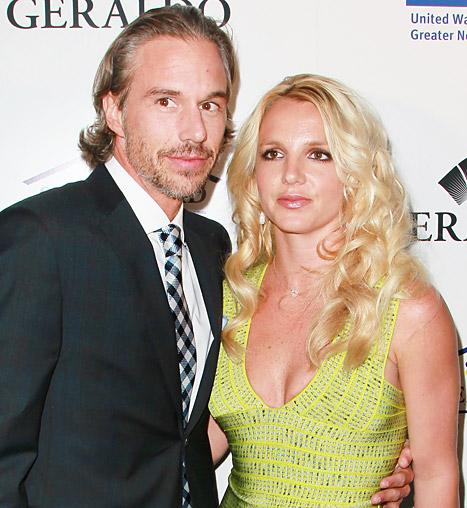 Jason Trawick Mocks Fiancee Britney Spears!