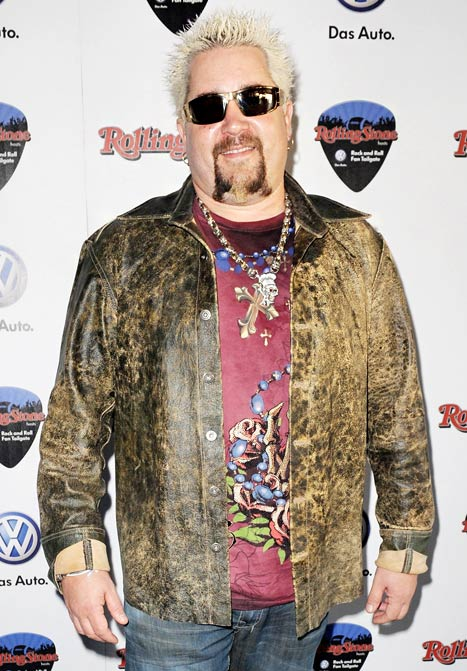 "Guy Fieri Tells Us: ""I Wholeheartedly Disagree"" With New York Times Review"