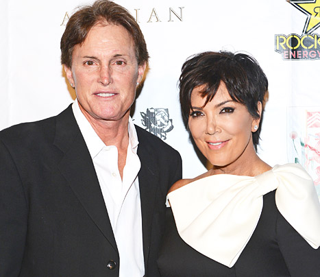 """Kris Jenner: Bruce and I Are """"Absolutely Not Filing for Divorce"""""""