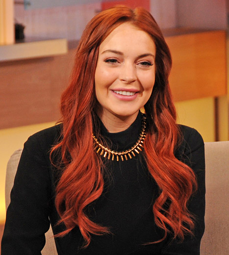 Lindsay Lohan: I Don't Regret Anything I've Done