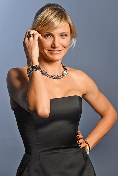 """Cameron Diaz: Women """"Want to Be Objectified"""""""