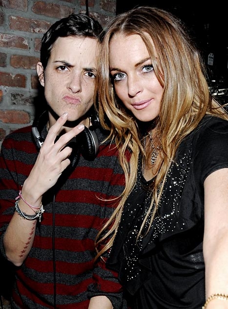 """Lindsay Lohan on Samantha Ronson: """"Two Toxic People Cannot Be Together"""""""
