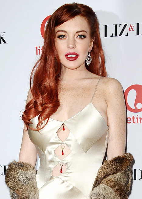 Lindsay Lohan Arrested, Charged for Assault at NYC Club
