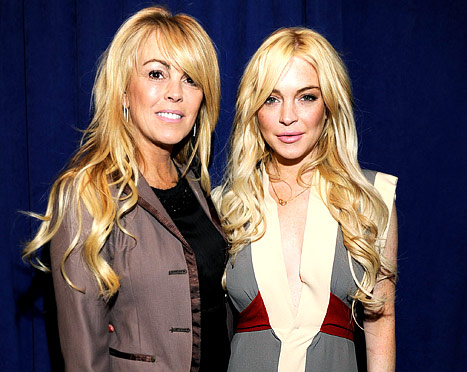 """Dina Lohan on Lindsay Lohan's Arrest: """"Our Family's Bond Grows"""" in Tough Times"""
