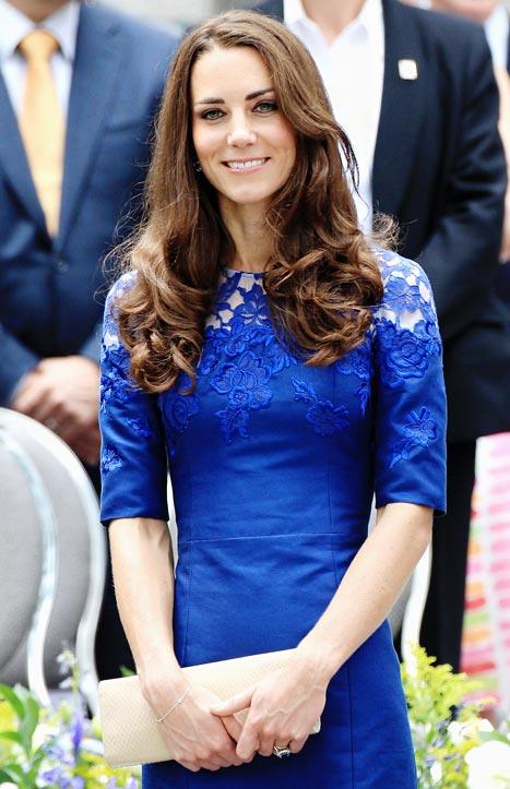 Pregnant Kate Middleton Feeling Better, Remains Hospitalized in London