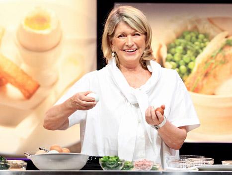 Martha Stewart Sickened by Salmonella From Thanksgiving Turkeys