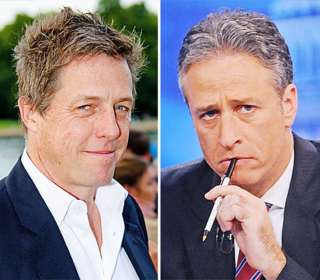 Hugh Grant on Jon Stewart Slam: I Deserved It!