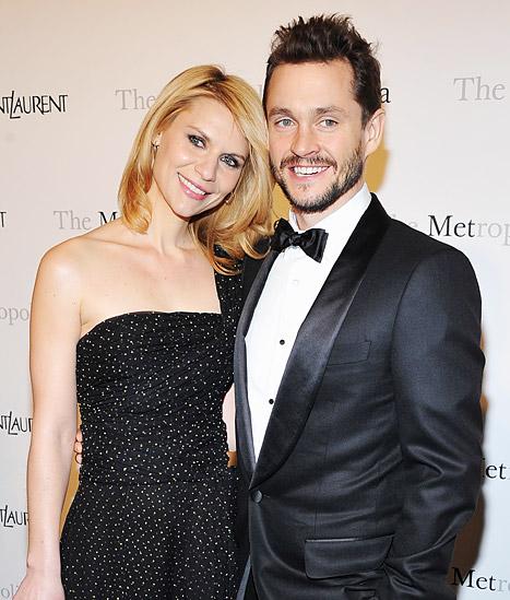 Claire Danes, Hugh Dancy Welcome Baby Boy!