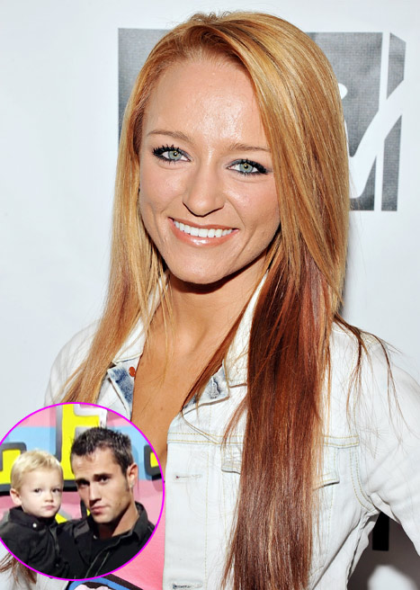Teen Mom's Ryan Edwards Proposes to Ex Maci Bookout on Twitter