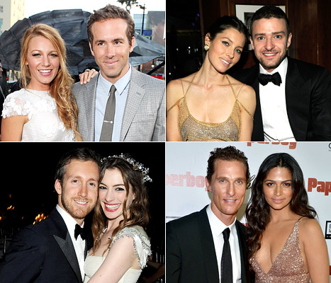 Celebrity Weddings 2012: Who Had the Best of the Year?
