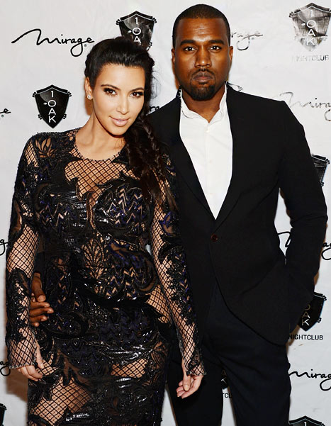 Kim Kardashian and Kanye West's Baby Will Appear on E! Reality Shows
