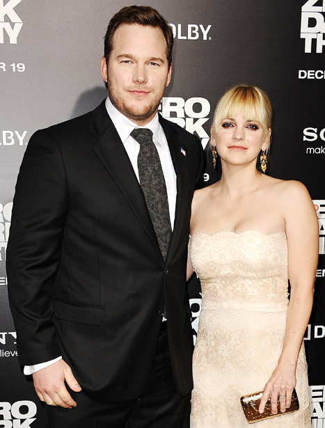 """Chris Pratt: My Son Jack With Anna Faris Is """"Totally Healthy"""" After Premature Birth"""