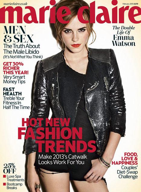 """Emma Watson: """"I'm a Bit OCD About Perfectionism"""""""