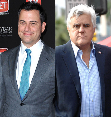 "Jimmy Kimmel Slams Jay Leno: ""He Totally Sold Out"""