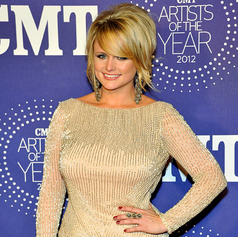 "Miranda Lambert: ""I Cry Onstage Once a Week"""