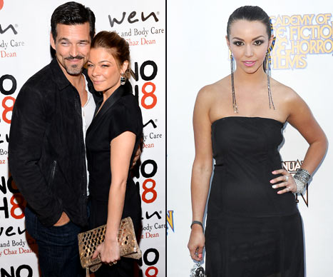 "Scheana Marie ""Ended Things"" With Eddie Cibrian After He Was Caught Cheating With LeAnn Rimes"