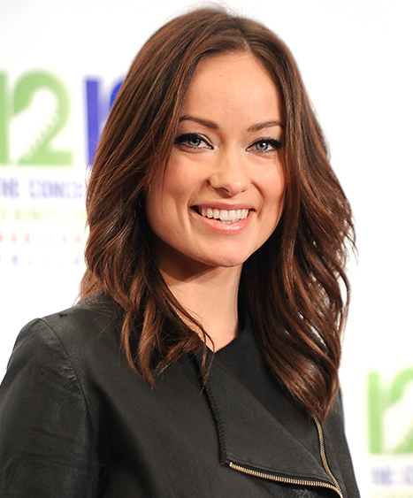 "Olivia Wilde Engaged to Jason Sudeikis: ""Thanks for All the Sweet Congratulatory Love"""