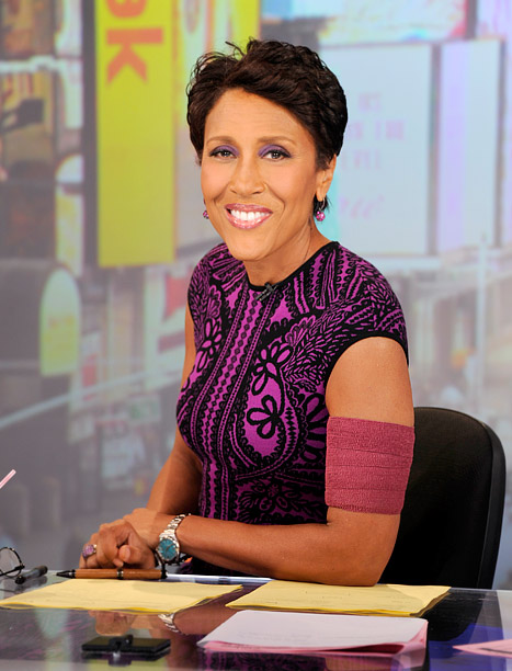"""Robin Roberts Will Return to Good Morning America in """"Weeks, Not Months"""""""