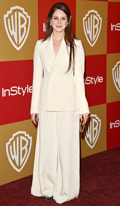 Write a Fashion Police Caption for Lana Del Rey