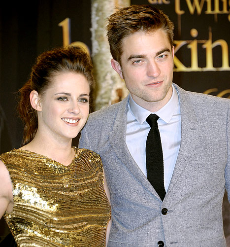 Kristen Stewart, Robert Pattinson Top List of Hollywood's Highest Grossing On-Screen Couples