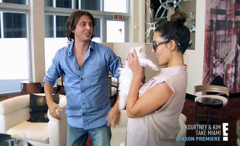 Kim Kardashian Gets Drunk, Loses Kitten Mercy on Kourtney and Kim Take Miami Premiere