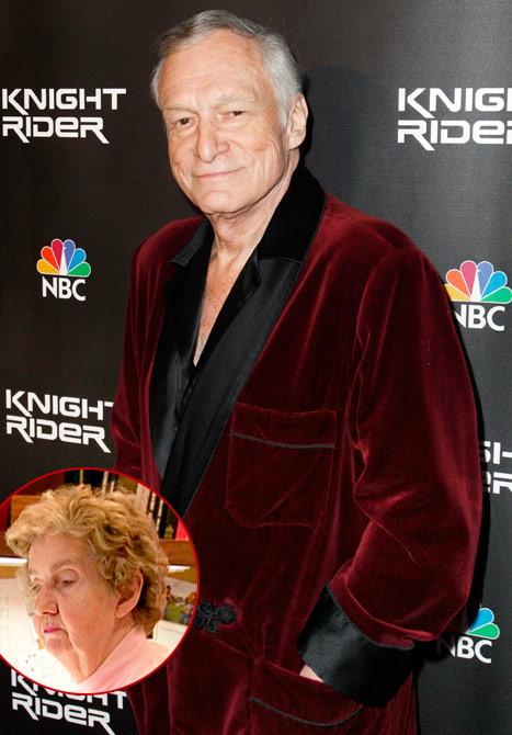 Mary O'Connor, Hugh Hefner's Longtime Playboy Secretary, Dies