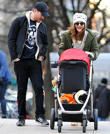Drew Barrymore and Will Kopelman Will Raise Their Daughter Olive Jewish