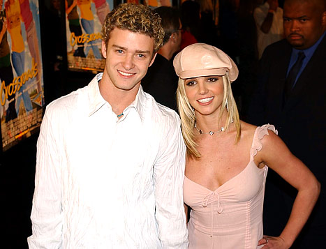"""Justin Timberlake Denies That He Called Britney Spears a """"Bitch"""""""