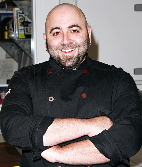 Ace of Cakes Baker Duff Goldman Offers Free Wedding Cake to Lesbian Couple Who Was Refused by Another Chef