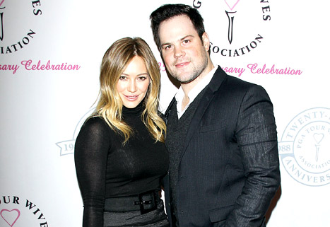 "Hilary Duff: I Lost ""30 Pounds"" After Giving Birth to Son Luca in 2012"