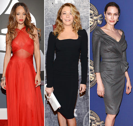 Rihanna Disses Chris Brown, LeAnn Rimes Sues Her Dentist, Angelina Jolie and Brad Pitt Have Valentine's Day Museum Date: Today's Top Stories