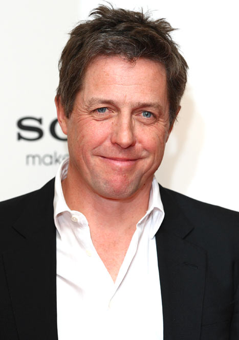 Hugh Grant Welcomes Second Child, Announces Son's Birth on Twitter