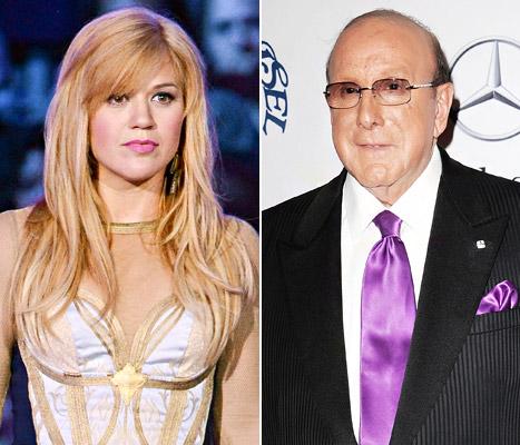 "Kelly Clarkson Slams Clive Davis' Memoir: He ""Bullied"" Me"