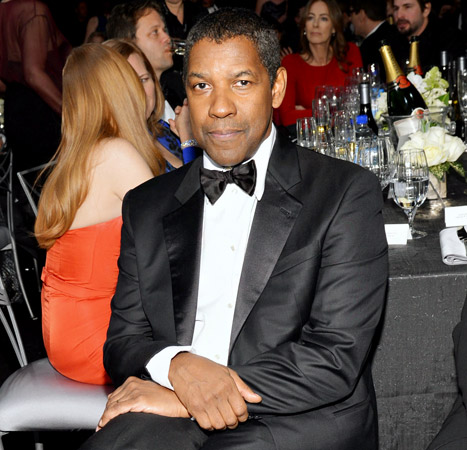 "Denzel Washington: ""I Don't Want Movie Star Friends"" Because ""I'm Not a Butt Kisser"""