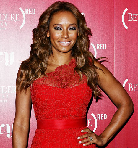 Melanie Brown Replaces Sharon Osbourne on America's Got Talent